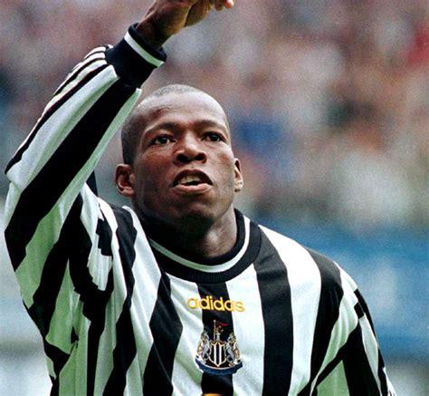 Former Newcastle and Colombia Star Faustino Asprilla ...