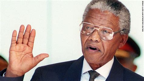 Former South African President Nelson Mandela dies at 95 ...