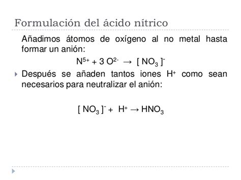Formulación inorgánica 13 14