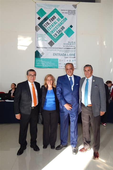 Foro de investigacion Salud 1   Hospital San José de Querétaro