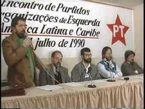 Foro de São Paulo   1º Encontro em 1990  Parte 1    YouTube