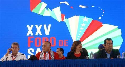 Foro de Sao Paulo impulsará la independencia de Cataluña y ...