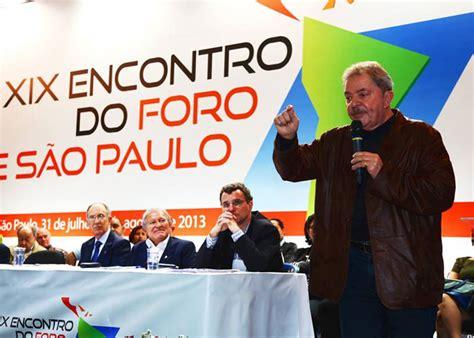 Foro de Sao Paulo: La internacional de la corrupción ...
