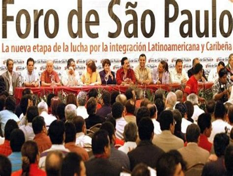 Foro de Sao Paulo ratifica su apoyo al Gobierno de Venezuela