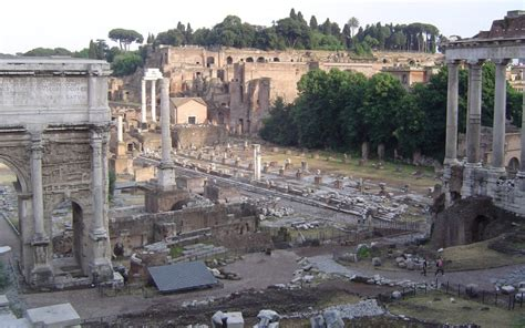 Foro Romano   Uno de los lugares emblemáticos de Roma ...