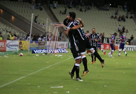Fortaleza oficializa à FCF veto ao árbitro César Magalhães ...