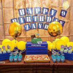 Fortnite birthday party decorations, Fortnite birthday ...
