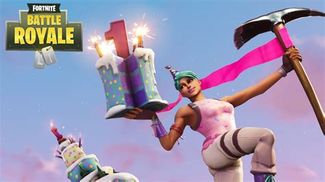 Fortnite is hosting a birthday event starting July 24 ...