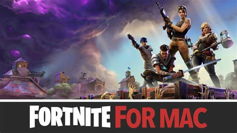 Fortnite Mac Review  Early Access    Can YOU run it?   YouTube
