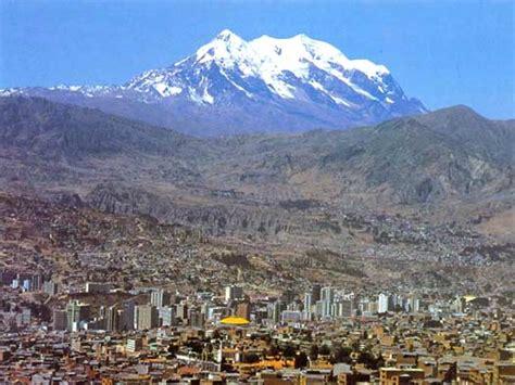 Forum | Verdadera altura de La Paz Bolivia   ManagerZone