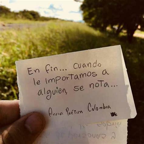 Foto de Instagram de Fotos escritos amor y poesia • 29 de ...