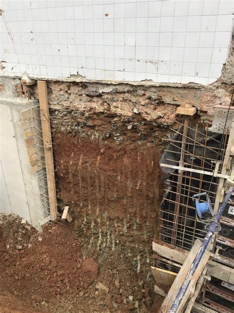 Foto: Excavación Batache de Rehabilita Bcn 2000 SL ...