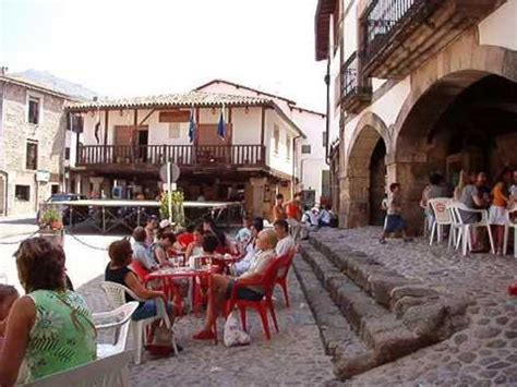 Foto film San Martín de Trevejo  Cáceres  Fiestas ...