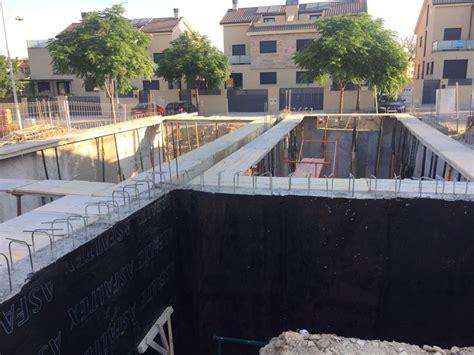 Foto: Impermeabilización Exterior del Muro del Sótano de ...
