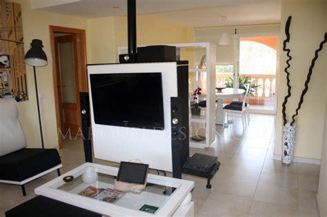 Foto: Mueble Tv Giratorio a Medida de Marquel Design ...