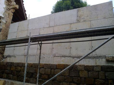 Foto: Muro de Hormigón Armado en Sostenimiento de Tierras ...