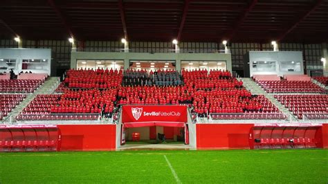 Foto Oficial de los Equipos del Sevilla FC en la Ciudad ...