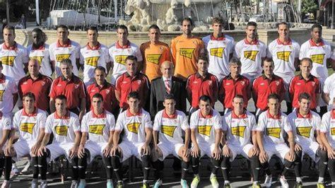 Foto oficial del Sevilla FC   sevilla.abc.es