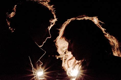 Foto romantica a contraluz ~ Muchas Fotos