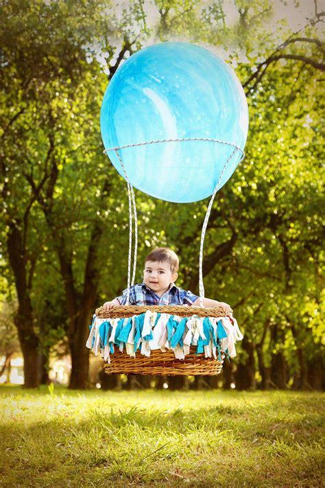 Foto souvenir globo aerostático | Fotos de cumpleaños de ...