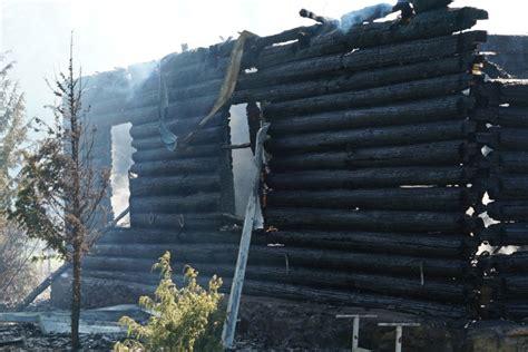 FOTOD | Tapa vallas põles elumaja maani maha | Õhtuleht
