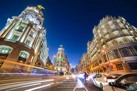 Fotografías de ciudades y paisajes: FOTOS DE LA GRAN VIA ...