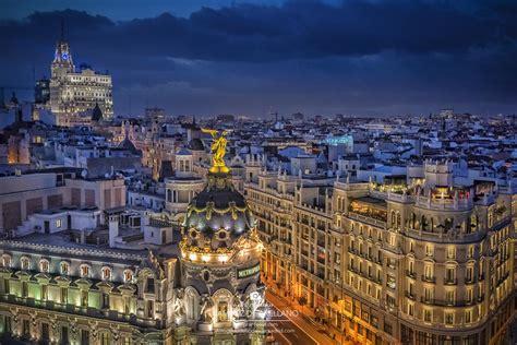 Fotografías de ciudades y paisajes: Fotos de Madrid para ...