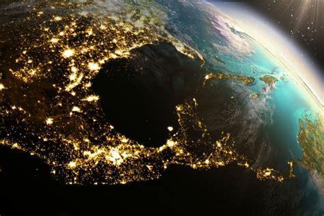 Fotografías de México desde el espacio tomadas por astronauta