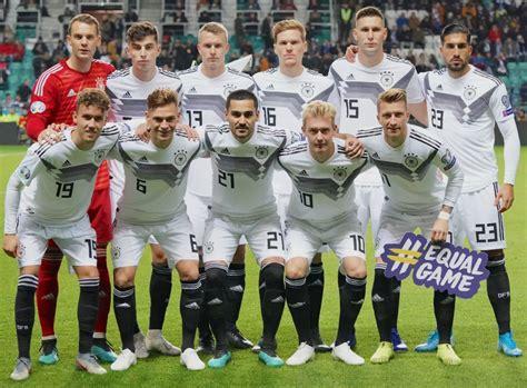 [Fotos] Así sería la camiseta de la selección Alemania ...