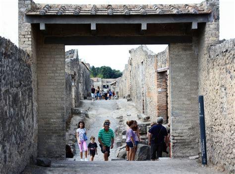 Fotos ciudad romana Pompeya | Viajar a Italia