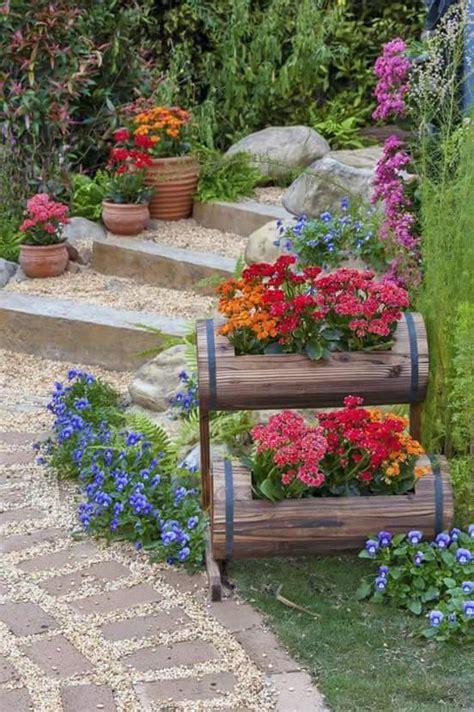 Fotos Con Ideas De Decoracion Para Jardines Con Flores