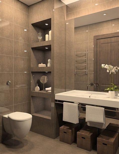 Fotos de baños modernos pequeños 2019   Moda en ...