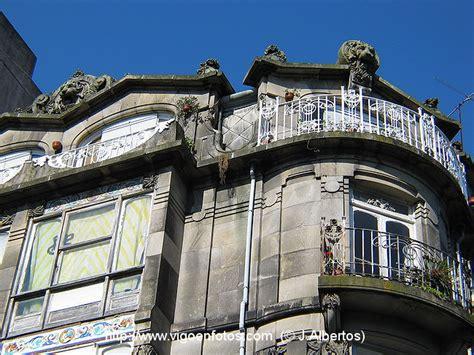 FOTOS DE EDIFICIOS DE ARQUITECTURA MODERNISTA   VIGO. GALICIA