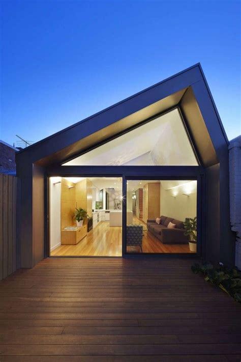 Fotos de fachadas de casas modernas, casas pequeñas ...