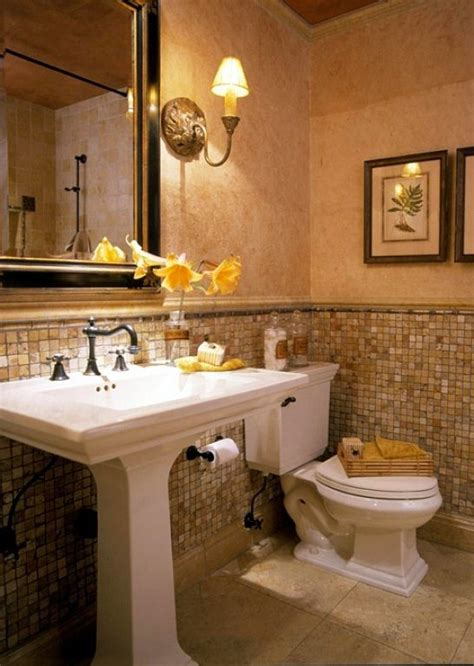 Fotos de ideas de decoración para baños rústicos modernos ...
