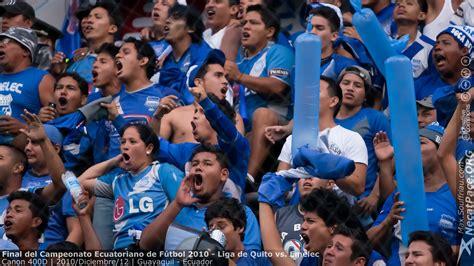 Fotos de la Final del Campeonato Ecuatoriano de Fútbol ...
