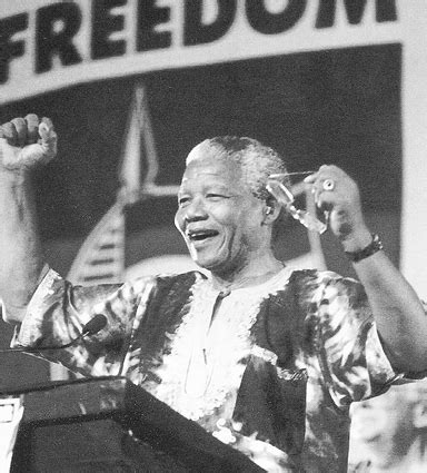 Fotos de Nelson Mandela: Su vida en imágenes que marcaron ...