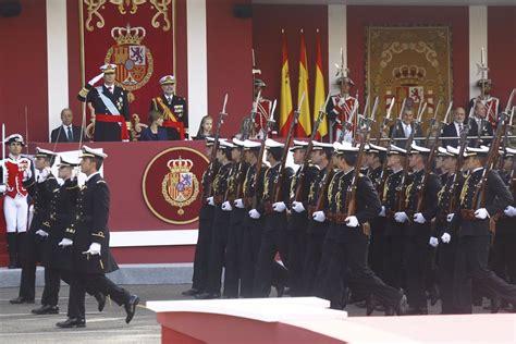Fotos del desfile militar del Día de la Hispanidad 2015 en ...