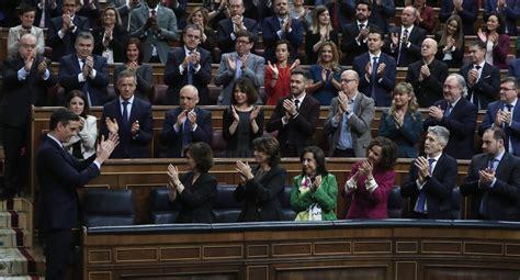 Fotos: El debate de investidura de Pedro Sánchez, en ...