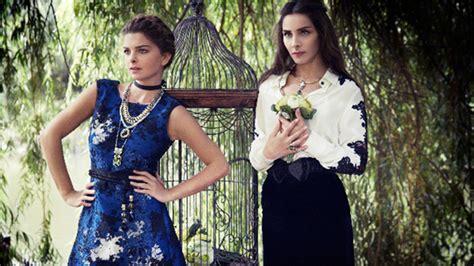 ¡Fotos! El elenco de El Sultán posa para Vogue   13.cl