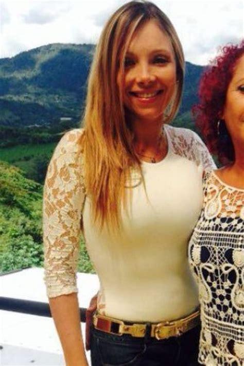 Fotos: ella es Mónica Lehder, la hija del capo Carlos ...