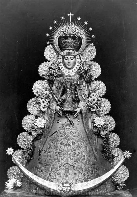 FOTOS en 2020  con imágenes    Virgen del rocio, Fotos ...