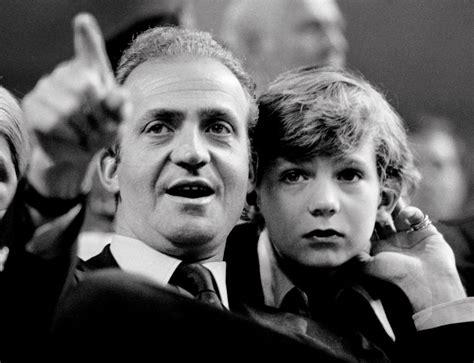 Fotos: Felipe VI: Juan Carlos I y Felipe | Actualidad | EL ...