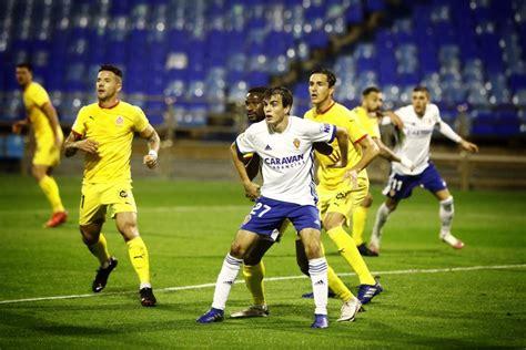 Fotos: Foto del partido Real Zaragoza Girona, de la 1ª ...