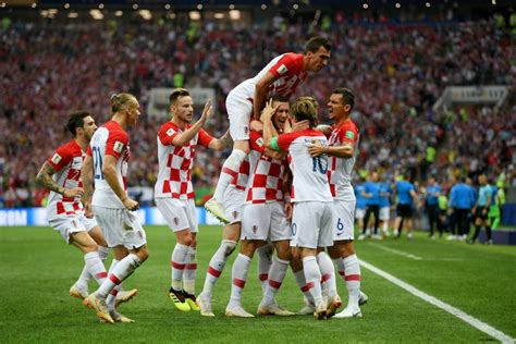 Fotos: Francia   Croacia: la final del Mundial de Rusia ...