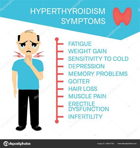 Fotos: hombres | Síntomas de hipertiroidismo en los ...