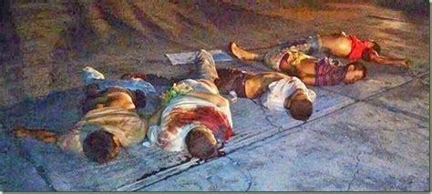 """Fotos: Identifican a ejecutados por """"El Tequilero y su ..."""