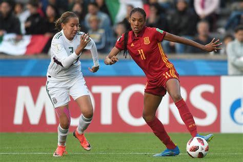 Fotos: La selección española de fútbol femenino gana su ...