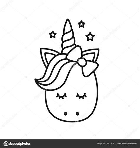 Fotos: | Lindo unicornio. Personaje de dibujos animados de ...