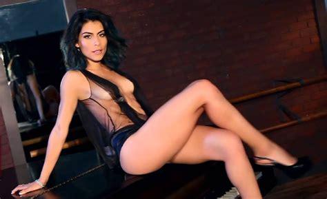 FOTOS: María León muestra sus encantos en lencería ...
